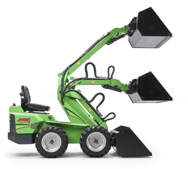 avant mini loader 300 series 2
