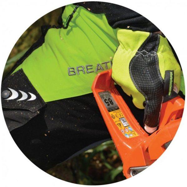 Arbortech Breatheflex Chainsaw Pants 04