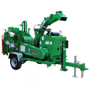 Bandit Handfed Wood Chippers