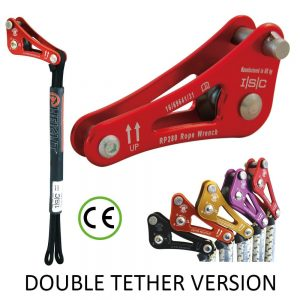 ISC Rope Wrench with Double Tether