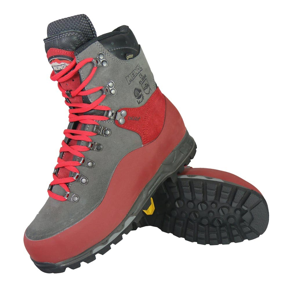 beauty info for classic fit Meindl Airstream Chainsaw Boots