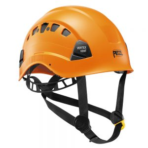 Petzl vertex vent helment orange