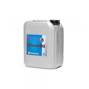 husqvarna bar chain oil 5l