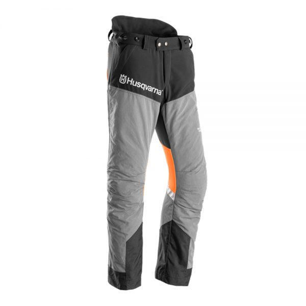 husqvarna robust technical waist trouser