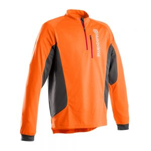 husqvarna technical long sleeve work shirt