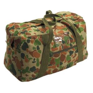 multi purpose canvas army echelon bag army style tcm
