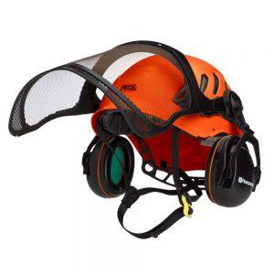 petzl husqvarna arborist helmet kit