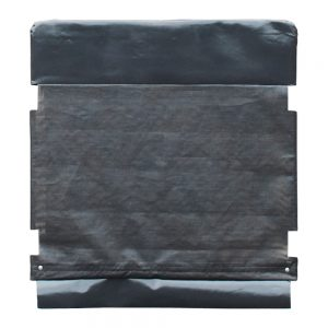 replacement mesh for stump grinder guard system
