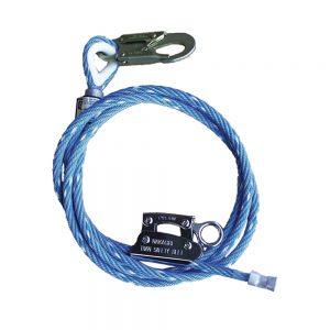 wire core pole strap 4m
