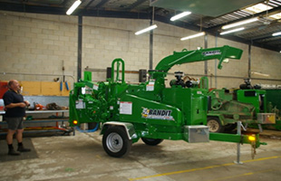 services of new equipment