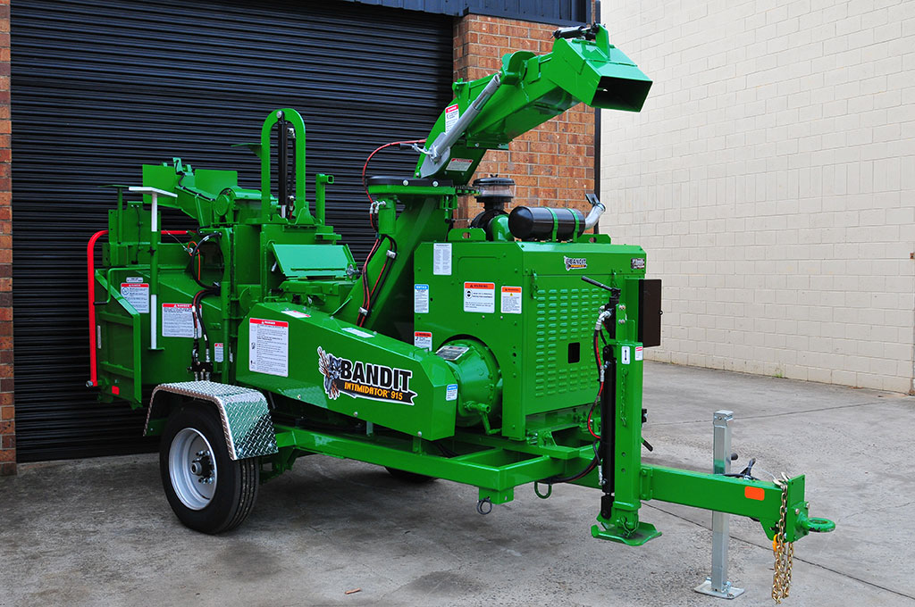 Bandit 15XPC – 15″ Drum Style Wood Chipper - Tree Care Machinery