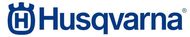 Husqvarna slide logo