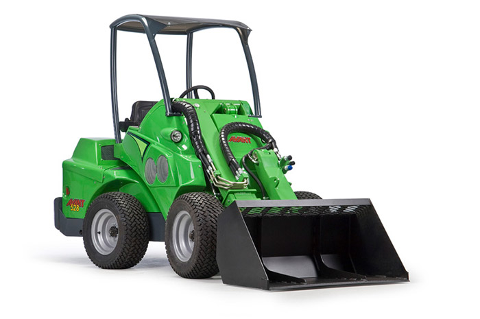 avant mini loader hire tcm