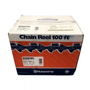 chainsaw reel 100ft