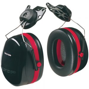 3M Peltor Cap Mounted Ear Muffs