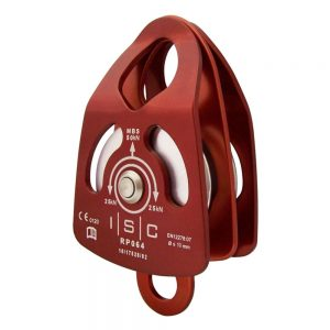 ISC Medium Double Pulley