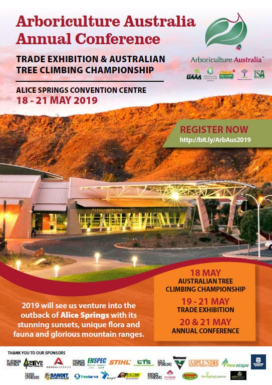 Arboriculture Australia Annual Conference, Trade Exhibition