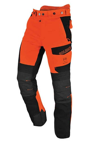 solidur infinity super stretch chainsaw trousers for blog