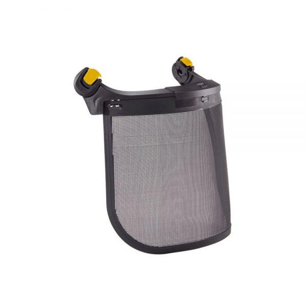 petzel vizen mesh face shield 1