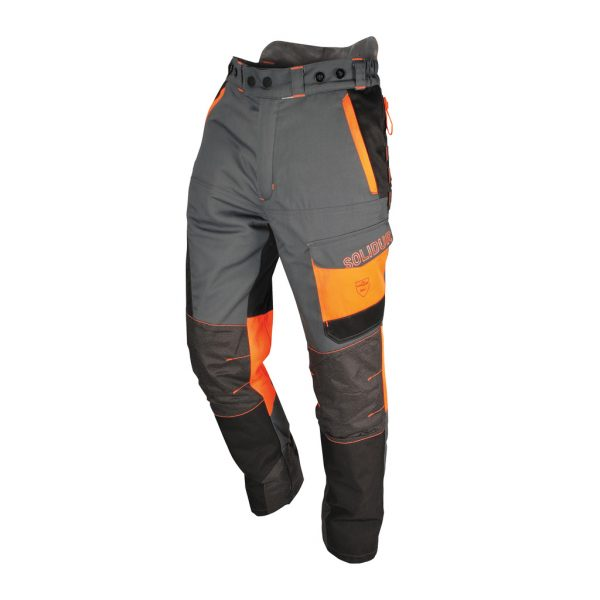 solidur comfy chainsaw trousers tcm