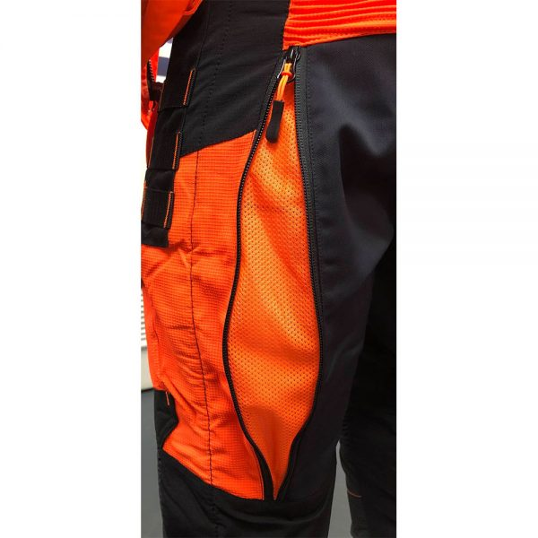solidur infinity super stretch chainsaw pants 02