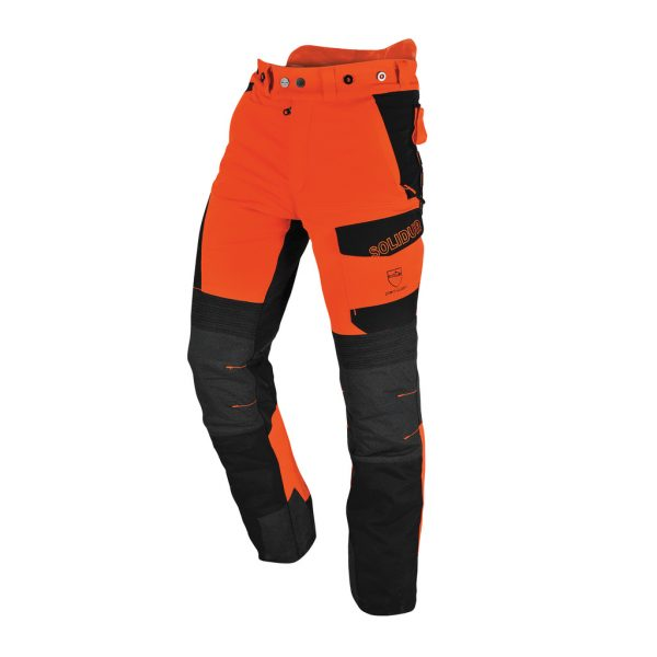 solidur infinity super stretch chainsaw trousers 1 tcm