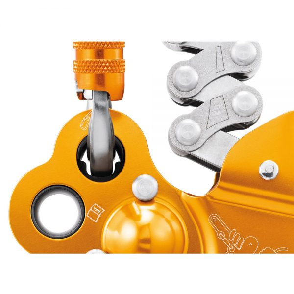 petzl zigzag plus mechanical prusik 4 tcm