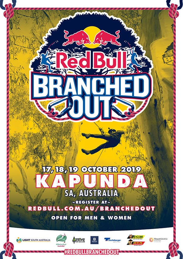 red bull branched out 2019 final poster