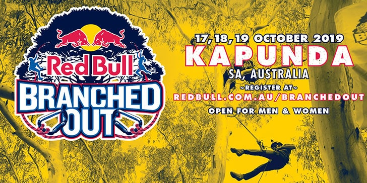 redbull branched out event ft 2019