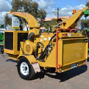 rayco rc1220 12inch wood chipper tcm