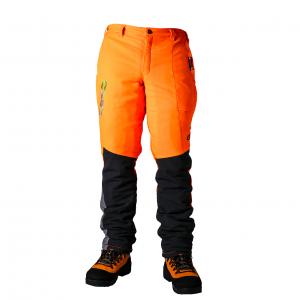 clogger zero gen2 orange chainsaw pants