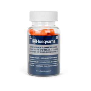 husqvarna disposable earplugs tcm