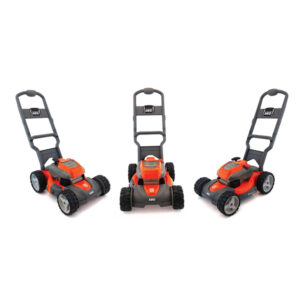 husqvarna kids toy lawn mower tcm
