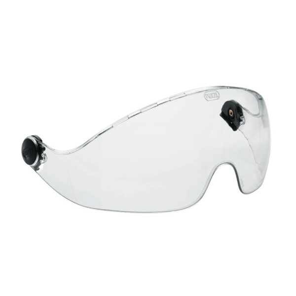 petzl vizir clear face shield tcm