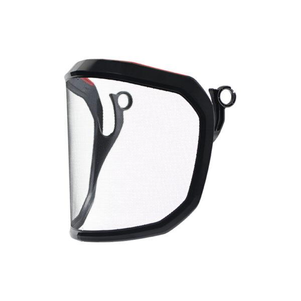 protos integral fine mesh helmet visor tcm