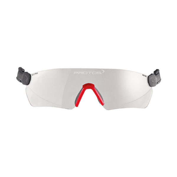 protos integral safety glasses clear tcm
