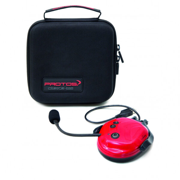 protos integral bt com bluetooth communication system