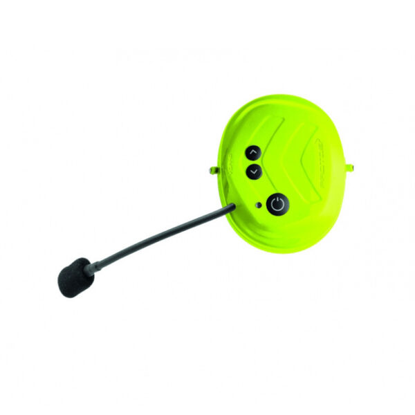 protos integral bt com bluetooth communication system neon yellow