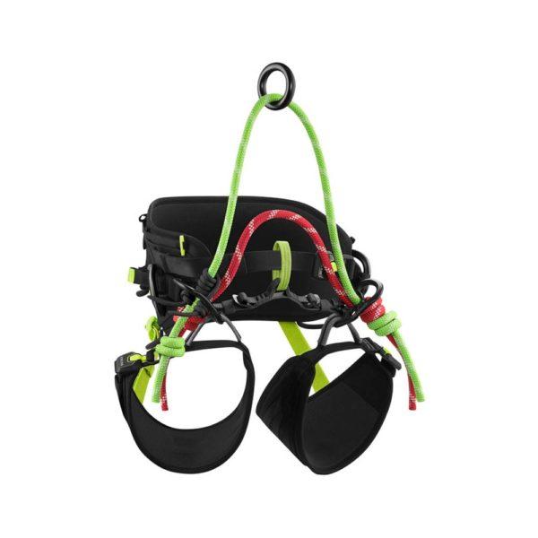 edelrid treerex triple lock harness 2 tcm