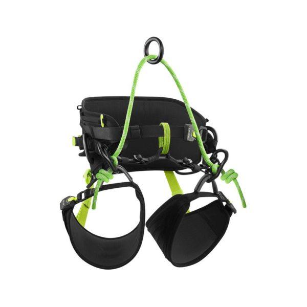 edelrid treerex triple lock harness 3 tcm