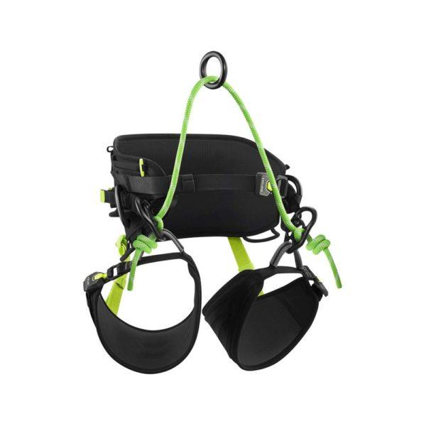 edelrid treerex triple lock harness 4 tcm