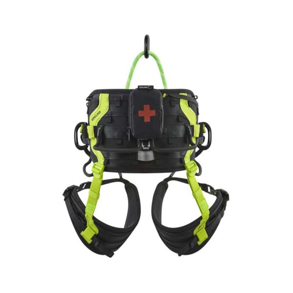 edelrid treerex triple lock harness 6 tcm